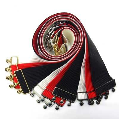 画像2: 日本製 8cm ゴムベルト シルクライン