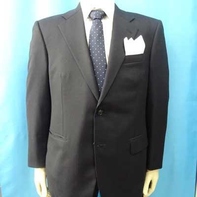 画像2: 日本製 ポケットチーフ ハンカチーフ 綿 スリーピークス 5枚セット売り
