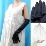 日本製ラメニット手袋 ショート