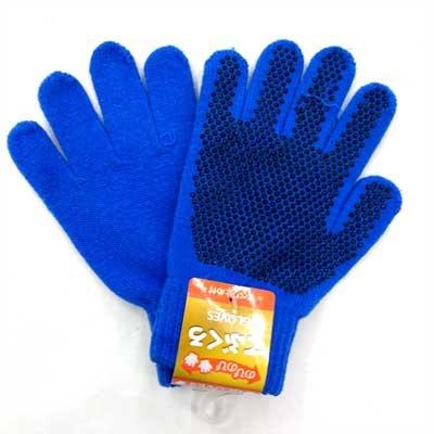 画像3: 子供用手袋 滑り止め付 セット売り(10双)