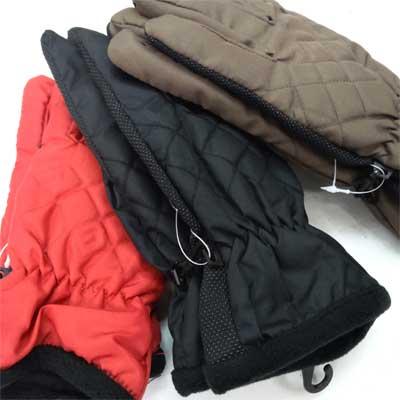 婦人ナイロン/防寒手袋